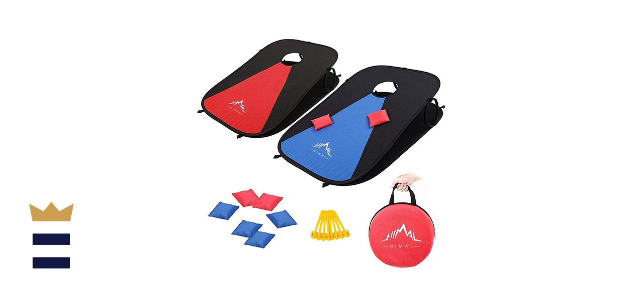 Himal Collapsible Portable Corn Hole Boards