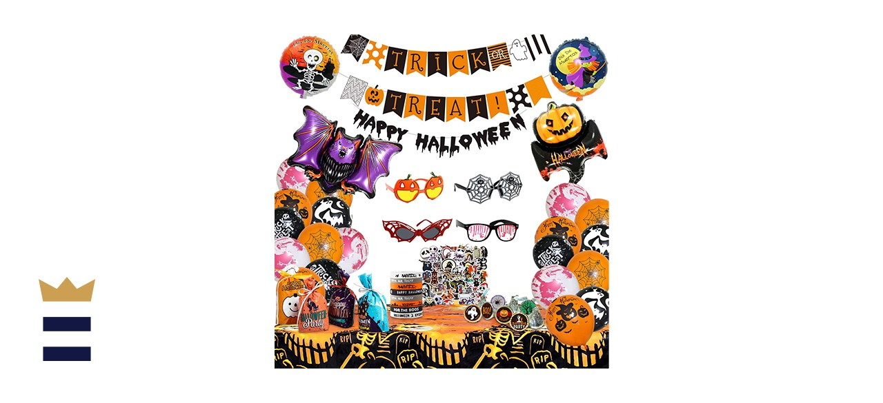 Hipeewo Halloween Party Decorations