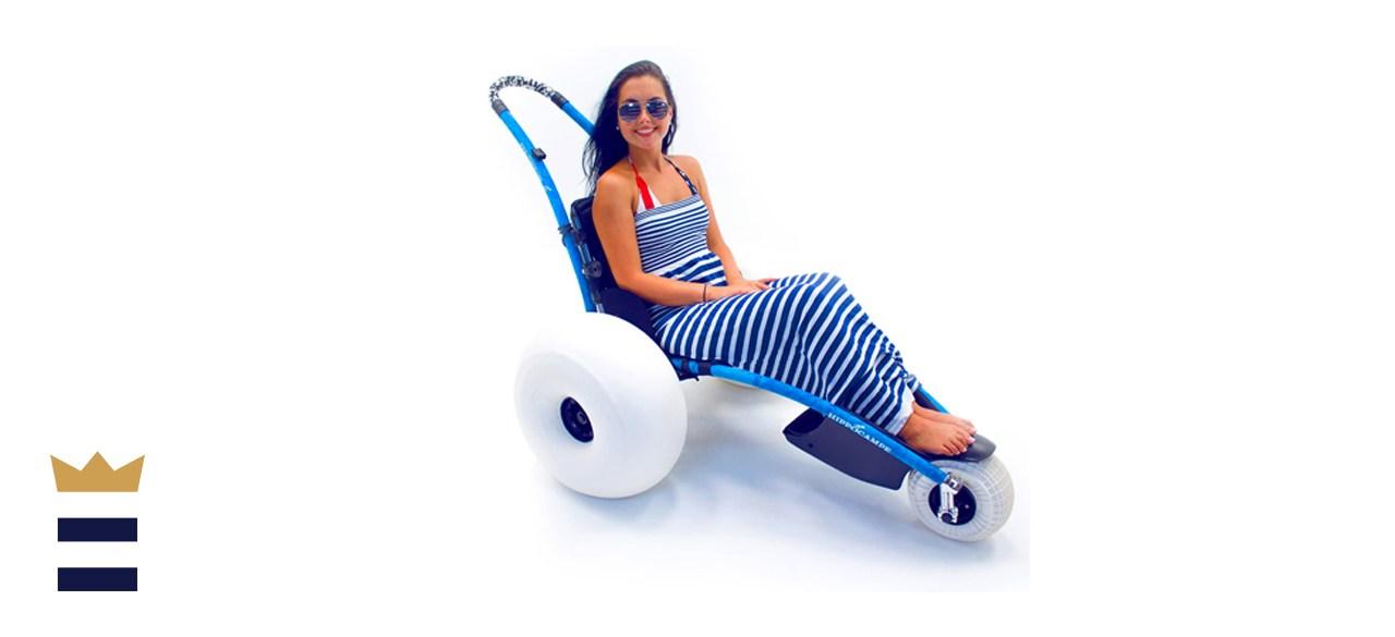 Hippocampe All-terrain Beach Wheelchair