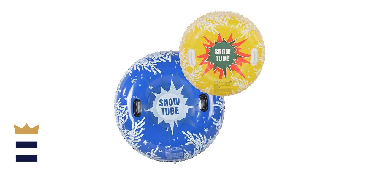 Hiwena Inflatable Snow Tubes