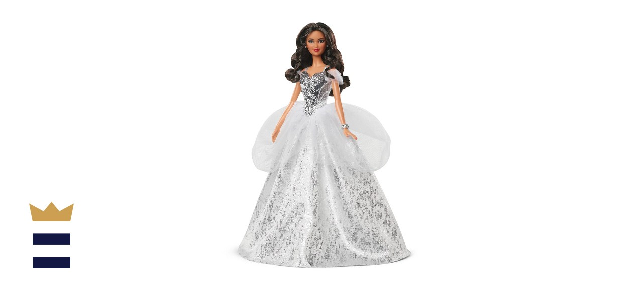 Holiday Barbie 2021