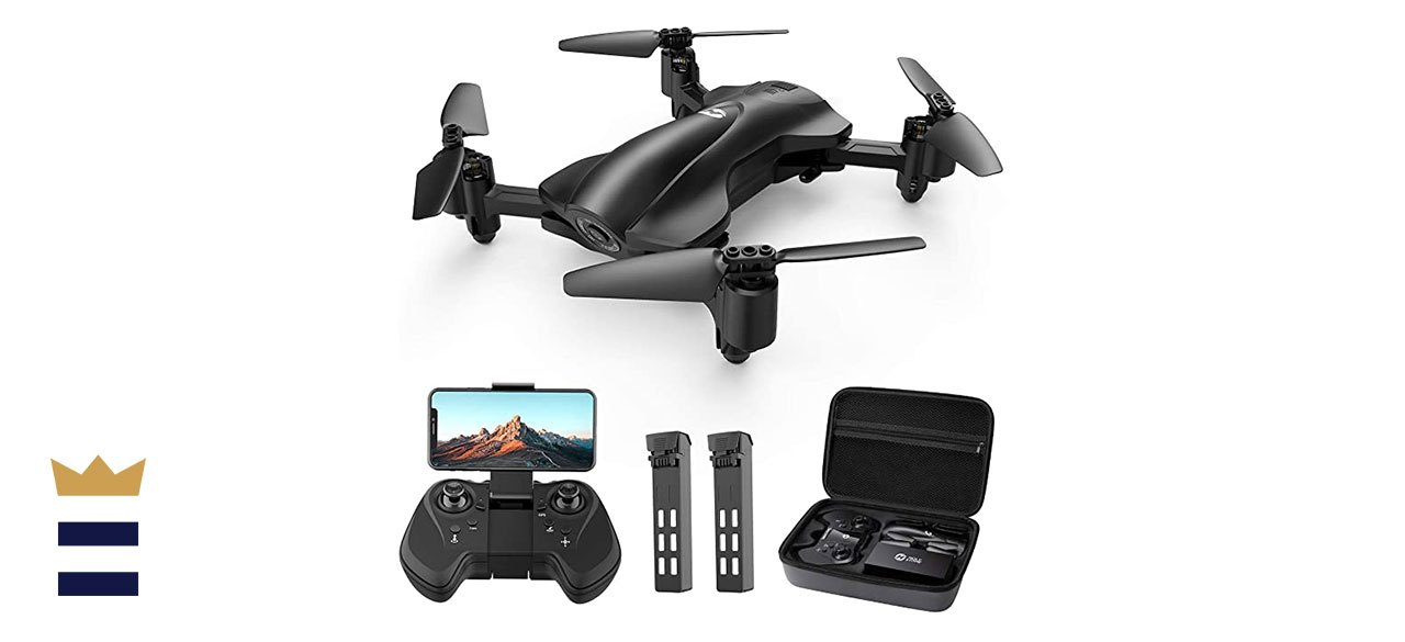 Holy Stone HS165 GPS FPV Drones with 2K HD Camera