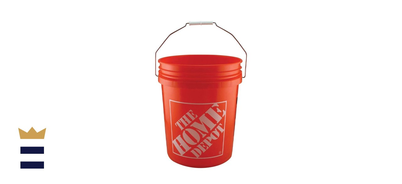Home Depot 5-Gallon Homer Bucket