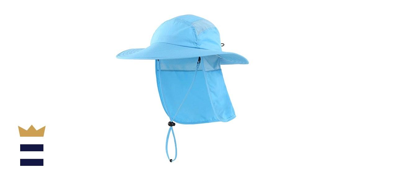 Home Prefer Cap Wide Brim Fishing Hat