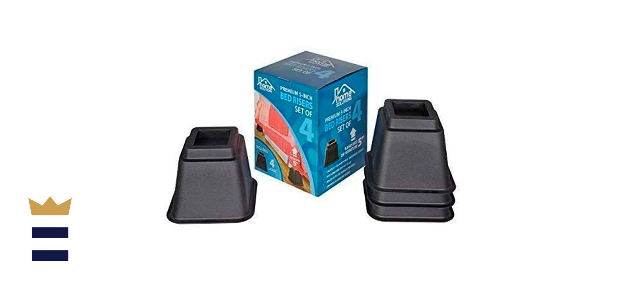 Home Solutions Premium Dorm Bed Risers