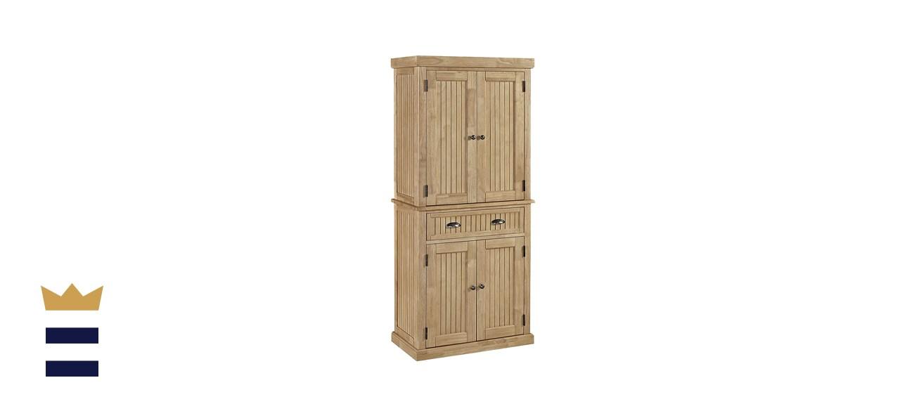 Home Styles Americana Distressed Oak Pantry
