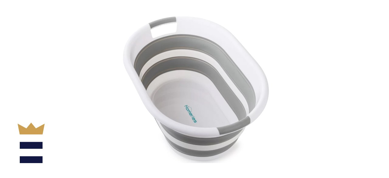 Homeries Collapsible Laundry Basket