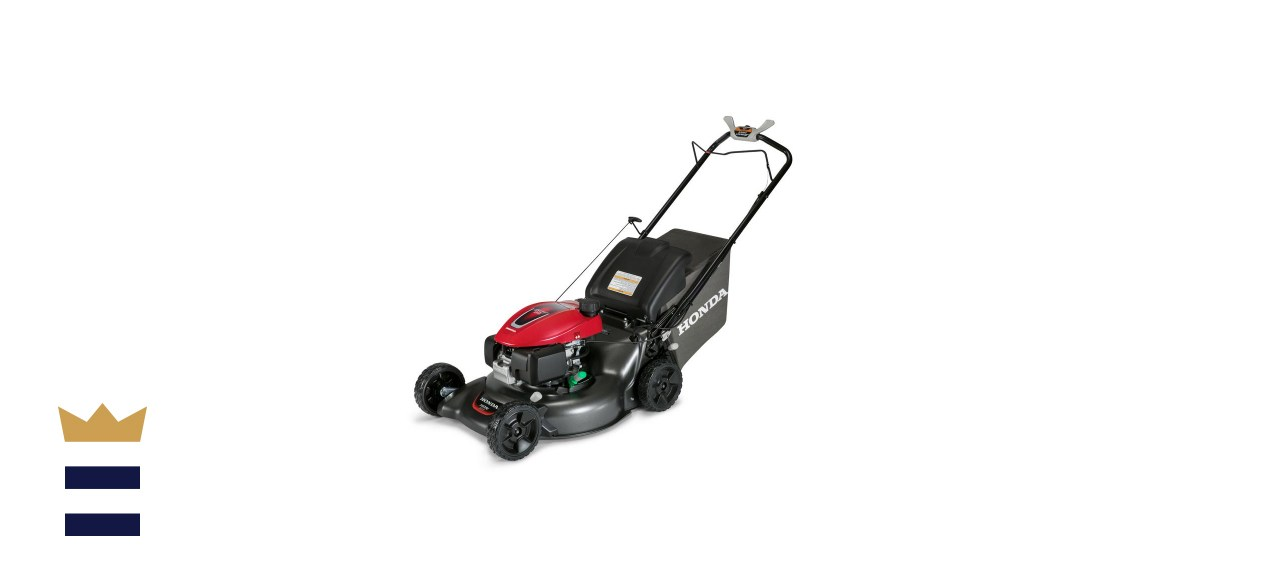 Honda 21-inch 3-in-1 Variable Speed Gas Self-Propelled Lawn Mower
