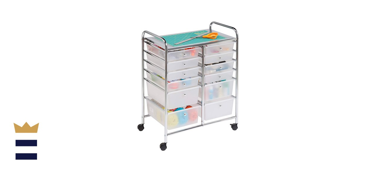 Honey-Can-Do Rolling Storage Cart