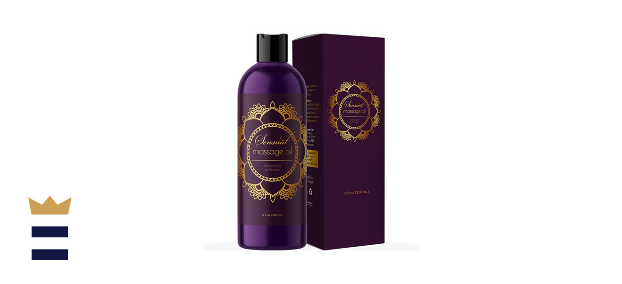 Honeydew Sensual Massage Oil w/ Pure Lavender Oil