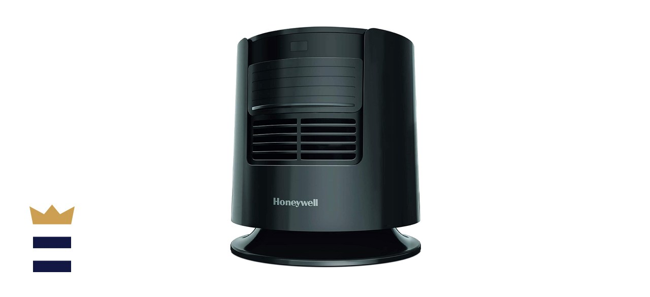 Honeywell Dreamweaver Sleep Black – Personal Fan with Pink Noise – USB Charging Port and On/Off Airflow for Use in Any Season