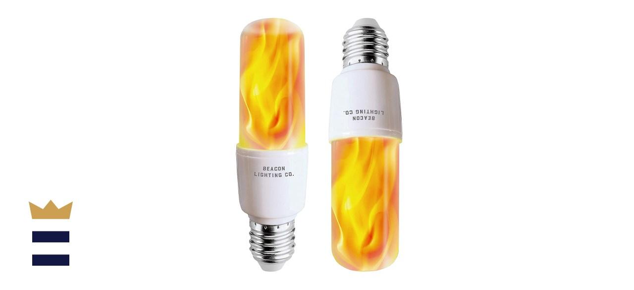 HoogaLife LED Flame Effect Light Bulb