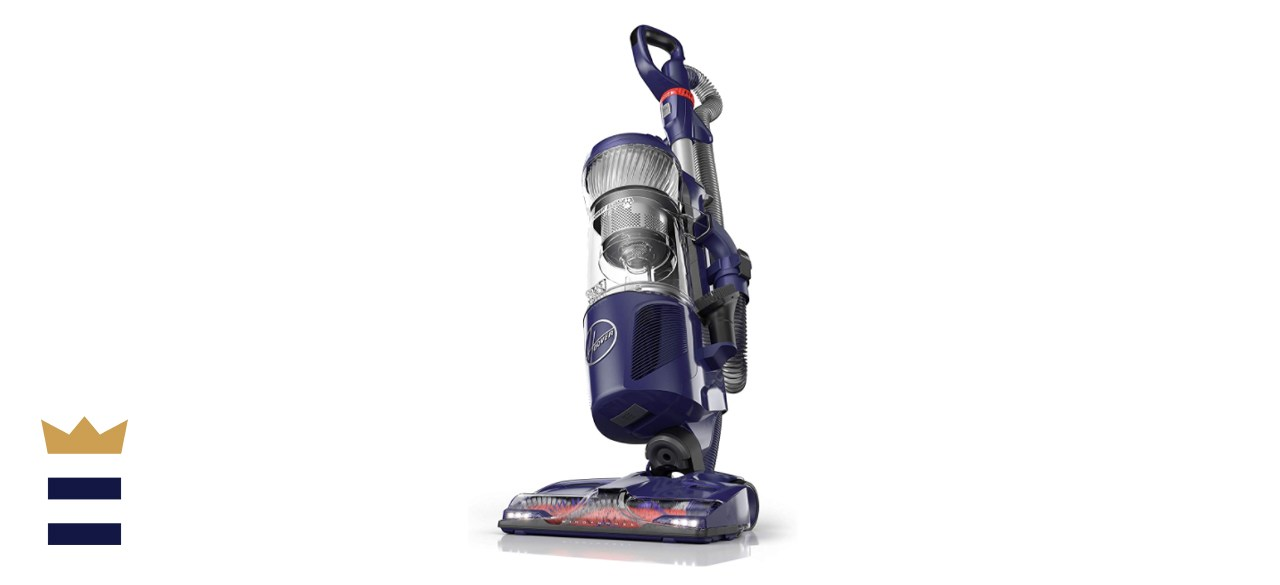 Hoover Power Drive Pet Bagless Multi-Floor Upright Vacuum