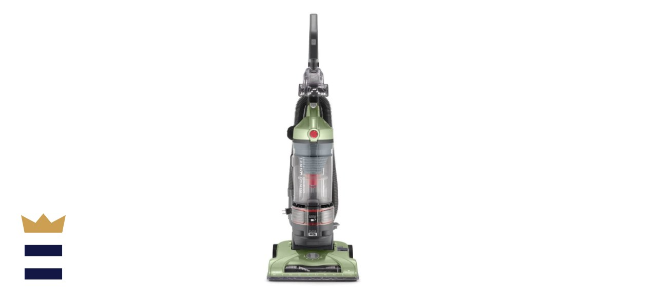 Hoover WindTunnel T-Series Rewind Plus Bagless Upright Vacuum