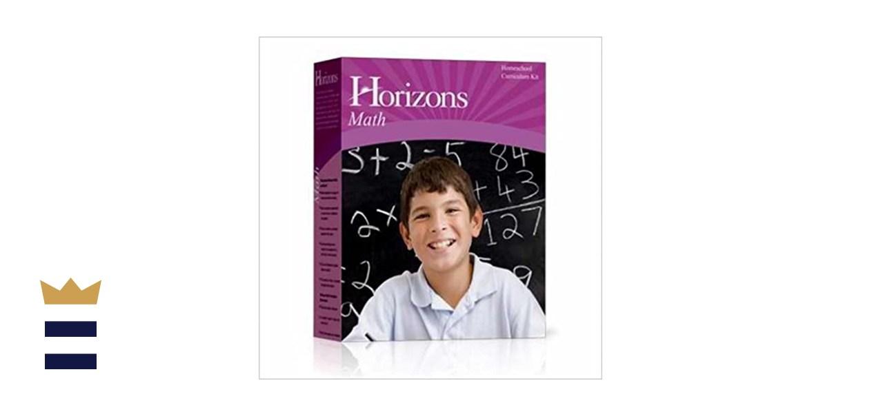 Horizons' Math Third Grade Complete Set