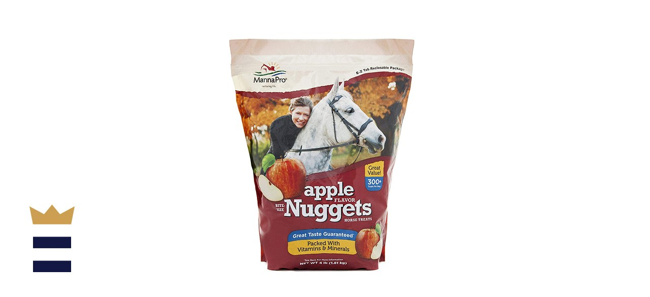 Manna Pro Bite-Sized Horse Treats