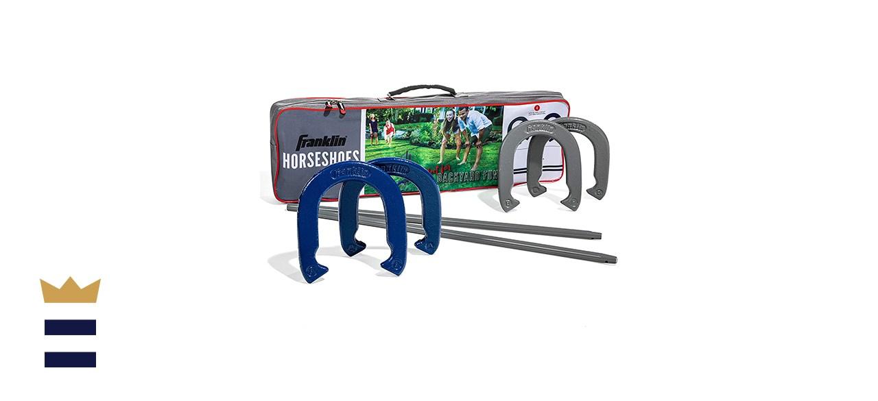 Franklin Sports Horseshoes Set