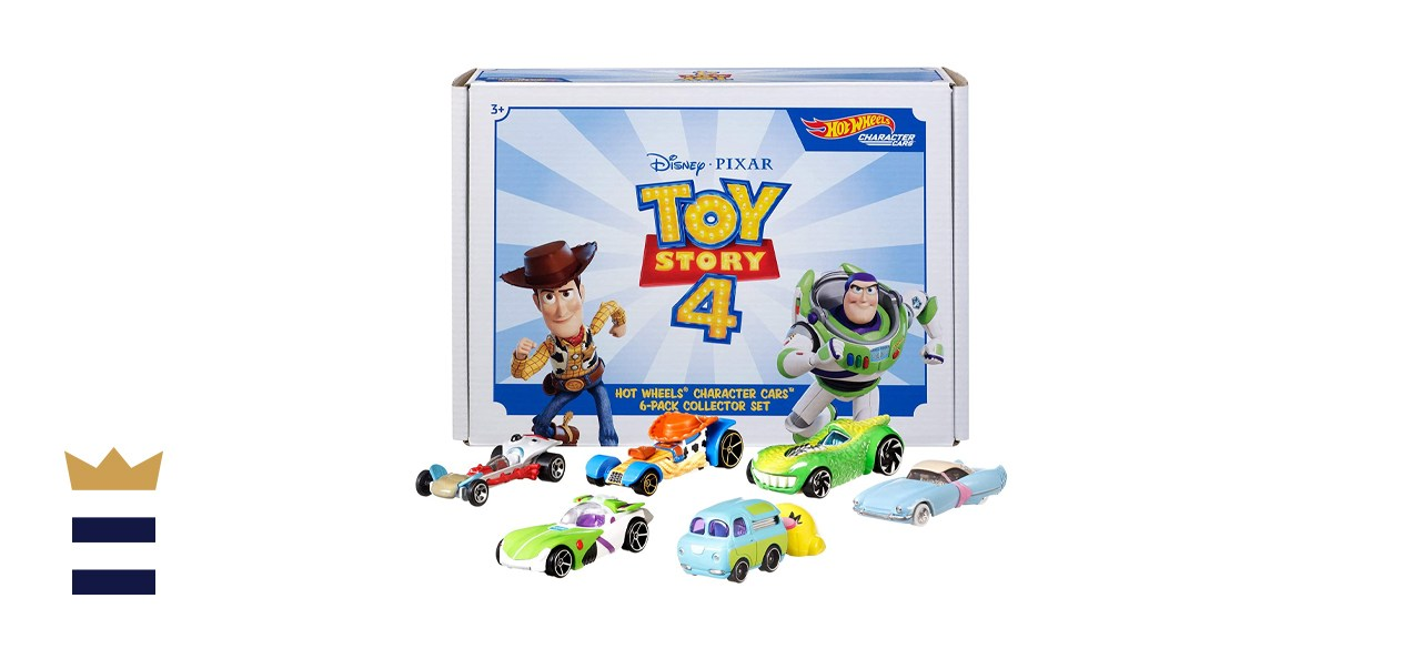 Hot Wheels Disney and Pixar's Toy Story 4 Character Cars