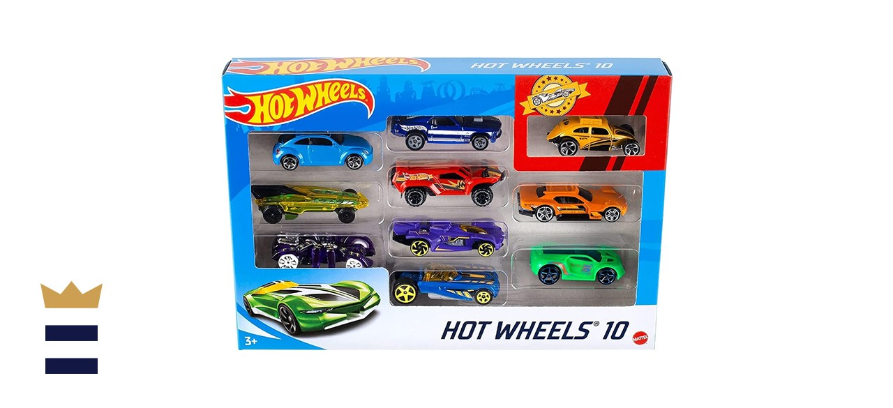 Hot Wheels Factory Fresh 10-Pack Mini Collection