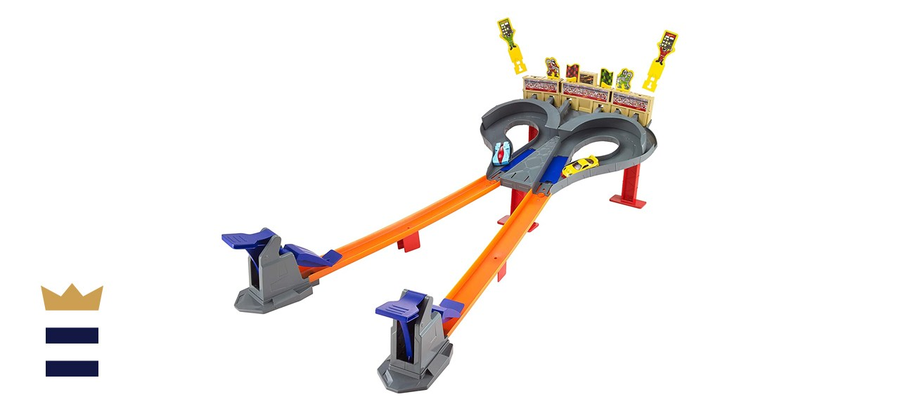 Hot Wheels Race Super Speed Blastway Dual Track