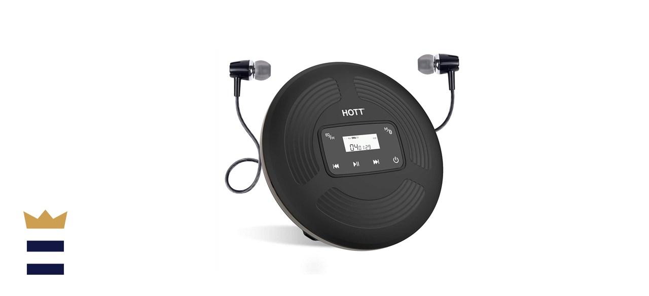 HOTT CD903TF Portable CD Player