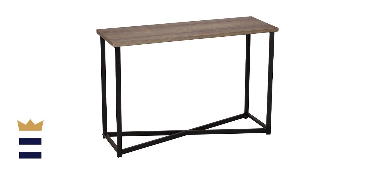 Household Essentials Ashwood Sofa Table