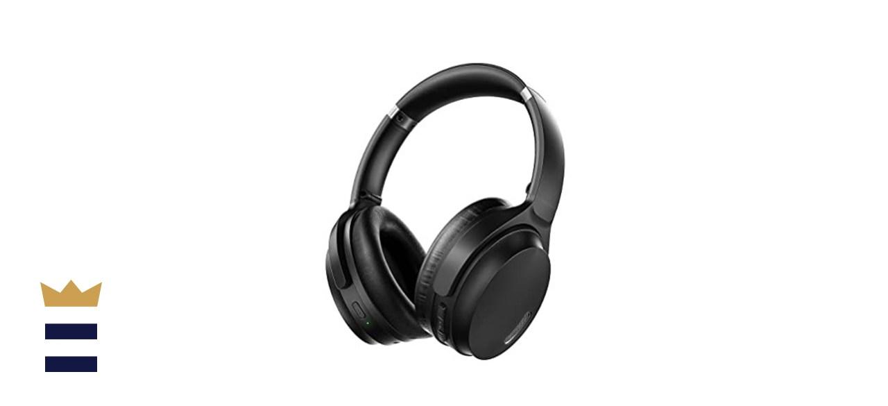 HROEENOI Active Noise-Canceling Headphones