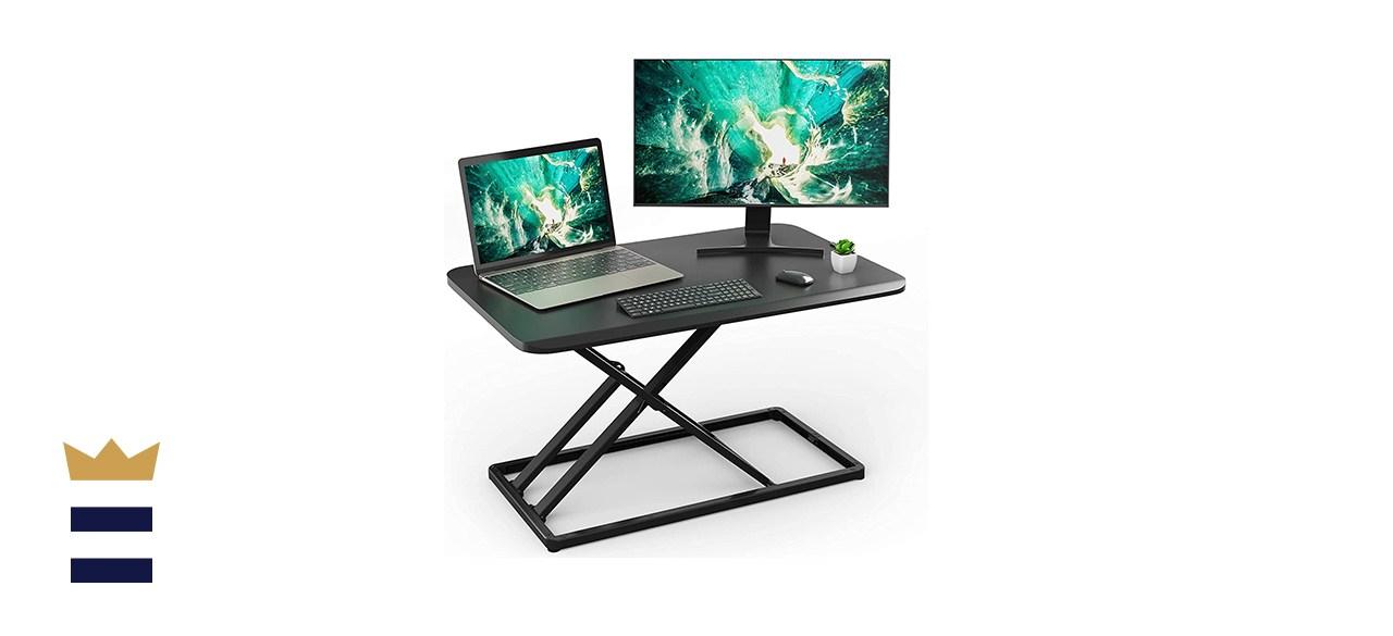 HUANUO Adjustable Standing Desk Converter