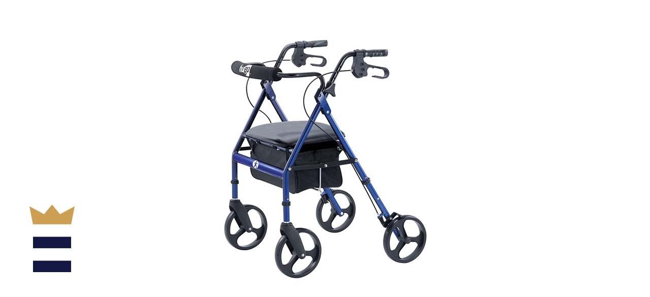 Hugo Mobility Rollator Portable Walker