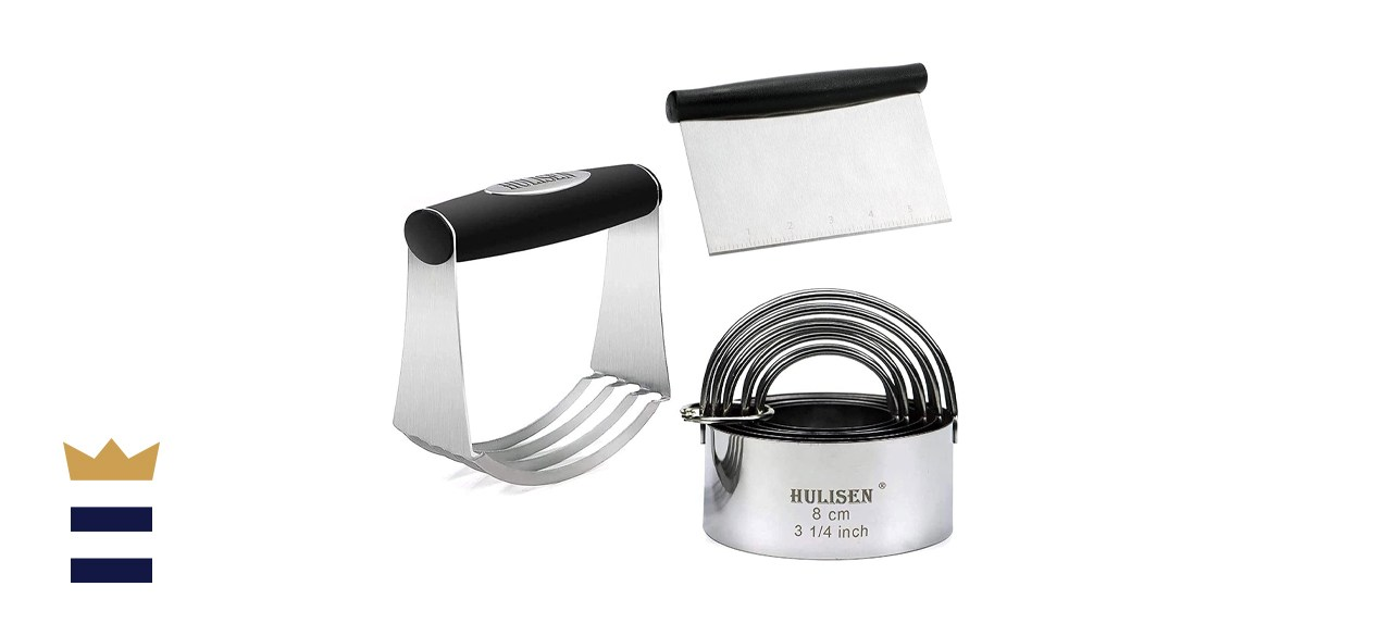 HULISEN Professional Baking Dough Tools