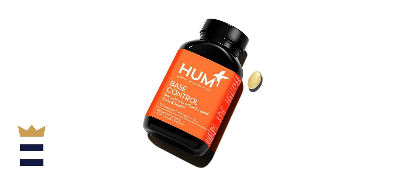 Hum Base Control 22 Essential Nutrients Plus Iron