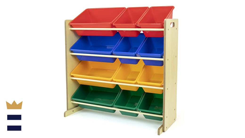 Humble Crew Kids Toy Storage Organizer