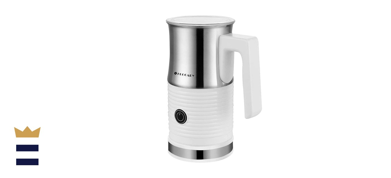 Huogary Electric Milk Frother and Steamer