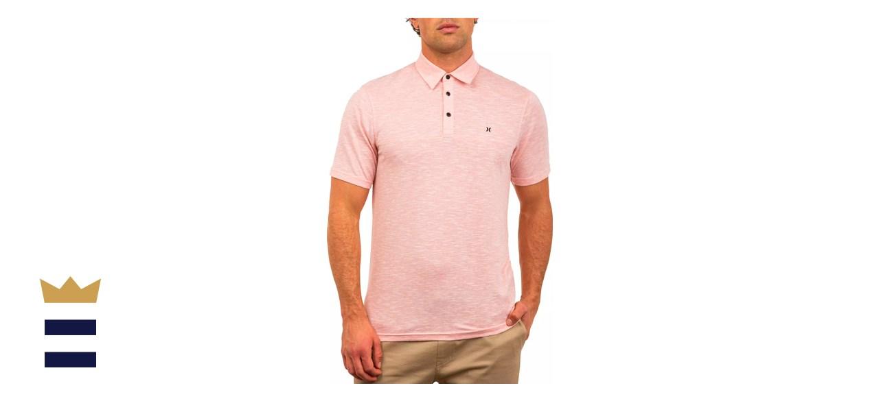 Hurley Men's Stiller 3.0 Polo Shirt