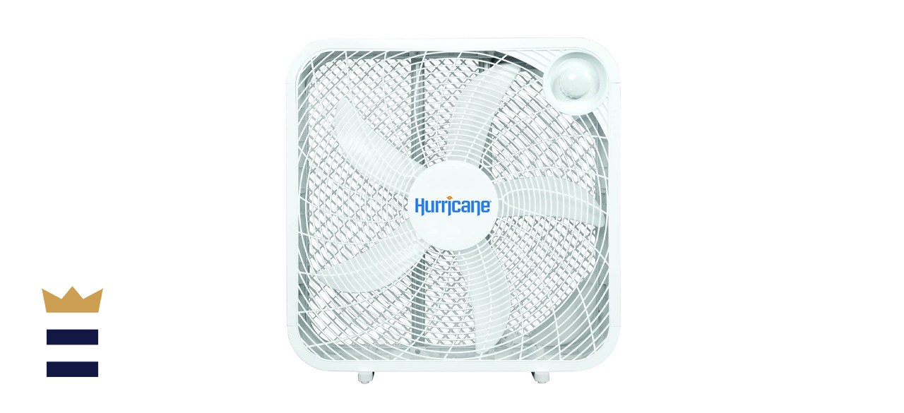 Hurricane 20-inch Box Fan Classic Series