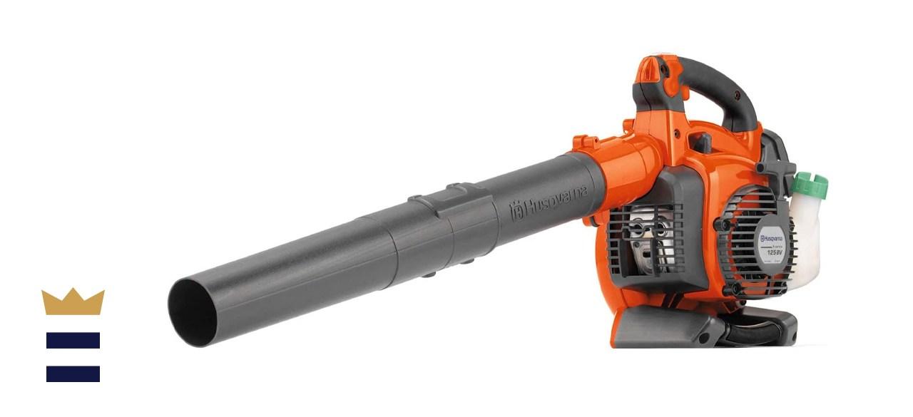 Husqvarna 2-Cycle Gas Leaf Blower/Vacuum
