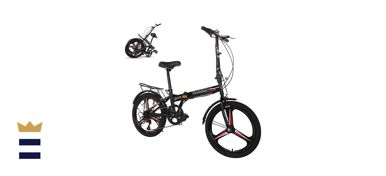 HUUH Folding Bikes for Adults