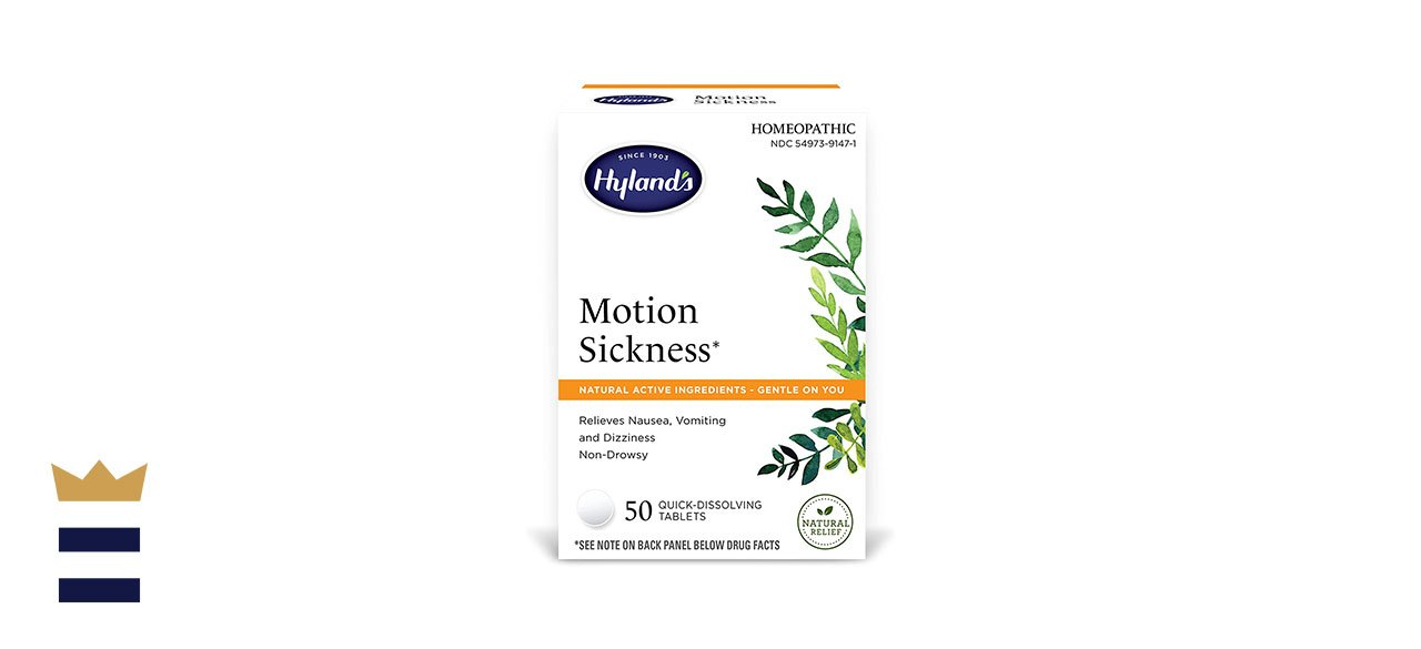 Hyland's Homeopathic Motion Sickness Relief Tablets