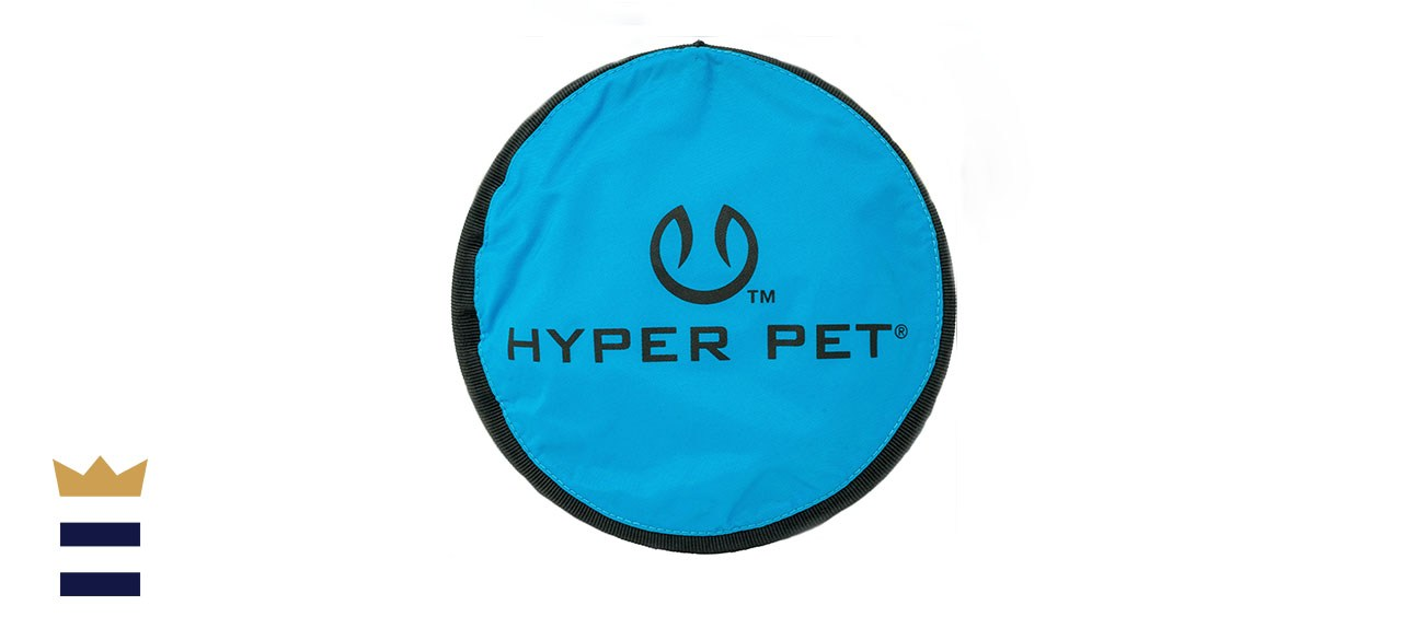 Hyper Pet Flippy Flopper Frisbee Dog Toy