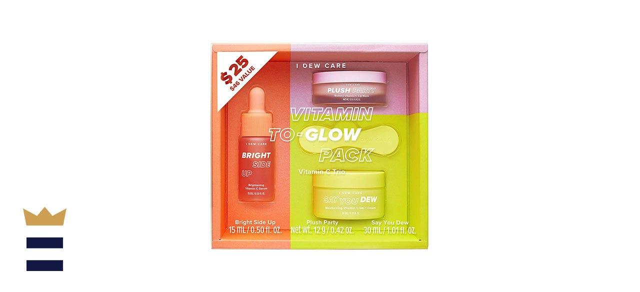 I Dew Care Vitamin To-Glow Skin Care Set