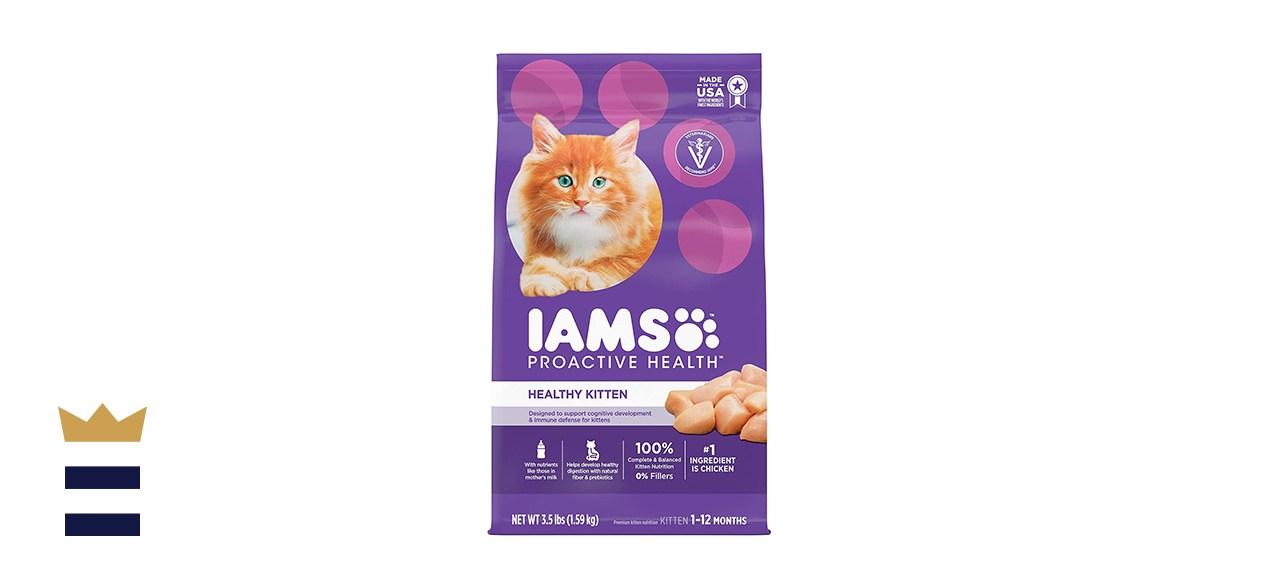 Iams Proactive Health Kitten Dry Food
