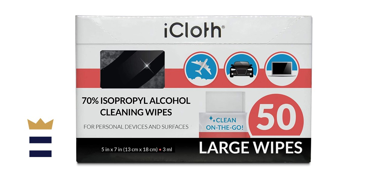 iCloth Cleaning Wipes