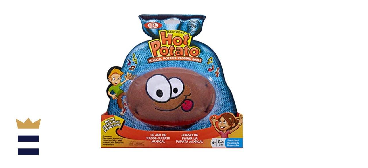 musical potato