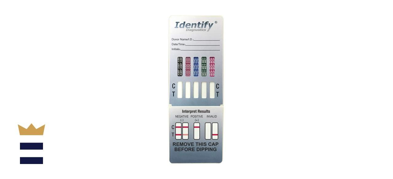 Identify Diagnostics Five-Panel Drug Test