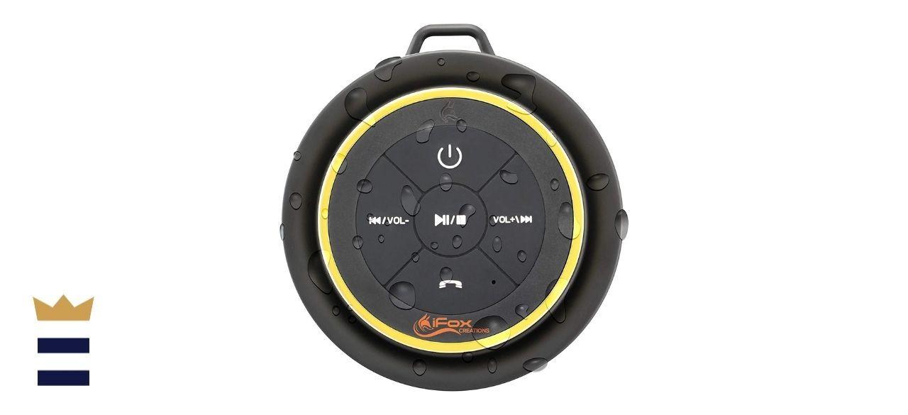 iFox's Bluetooth Shower Speaker