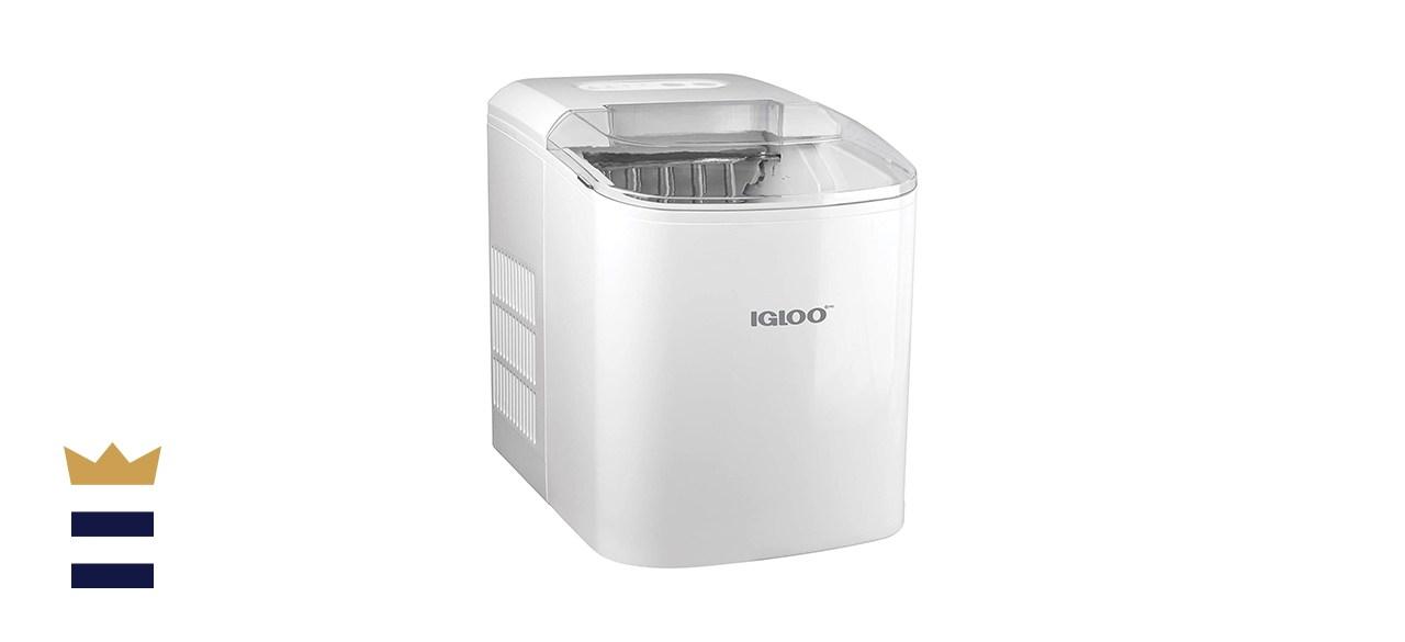 Igloo 26-Pound Automatic Portable Countertop Ice Maker Machine