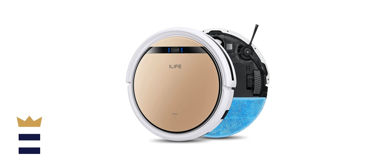 ILIFE V5s Pro, 2-in-1 Robot Vacuum and Mop