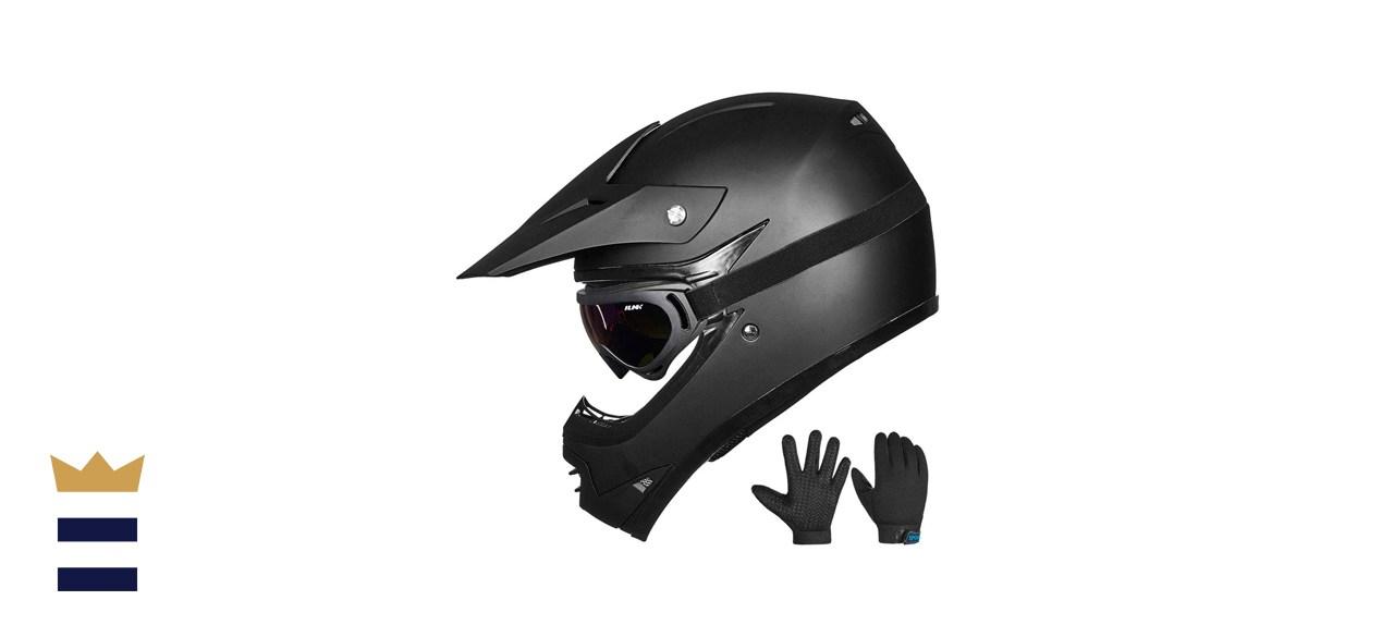 ILM Youth Kids Motocross Helmet
