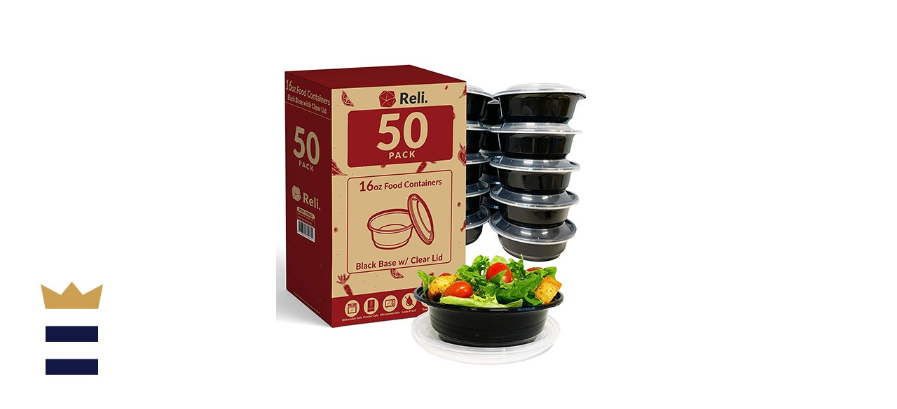 individual food storage containers
