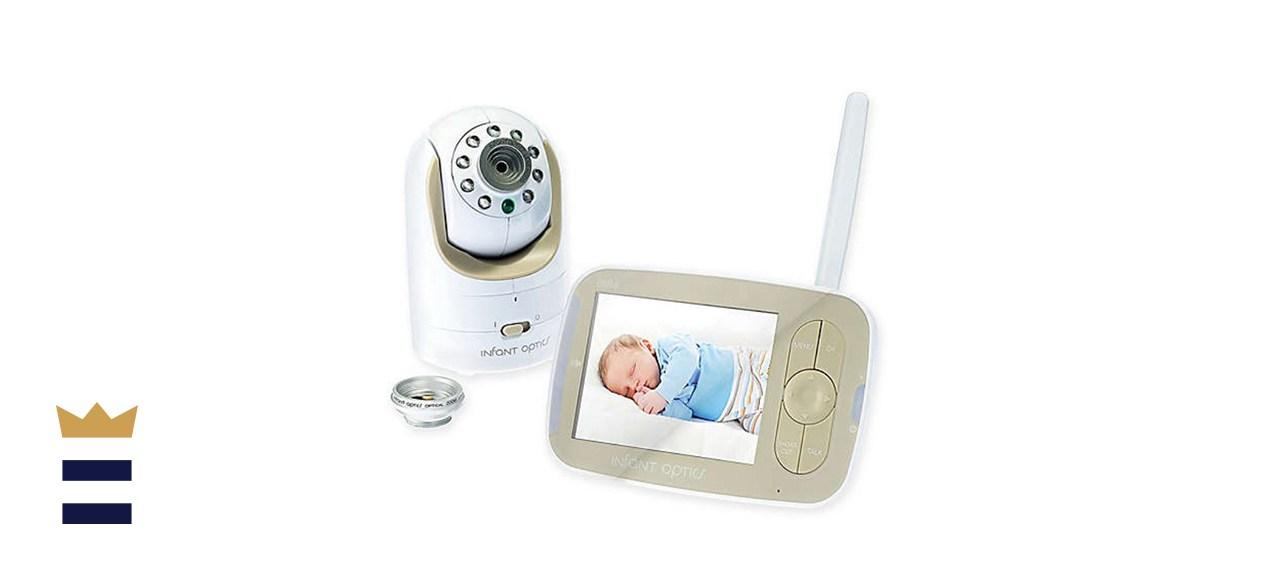 Infant Optics DXR-8 3.5-Inch Video Baby Monitor